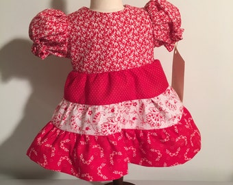 American Girl Doll - Layer Dress