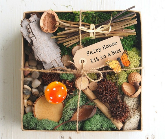 Fairy Garden Kit Fairy Garden Accessories Fairy Garden
