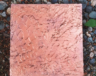 Textured abstract - ORIGINAL painting!