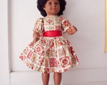 Vintage Black American Pretty Doll