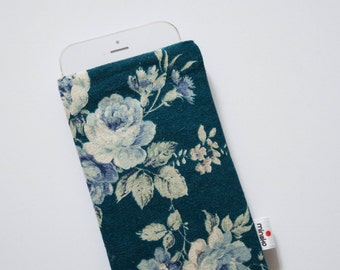 Vintage Roses Case iPhone 4 4s 5 5s 6 6s 6 Plus 6s Plus iPod Classic HTC One A9 M9 LG G5 Galaxy S7 Sony Xperia Z5 Compact Nexus 5X 6P Sleeve