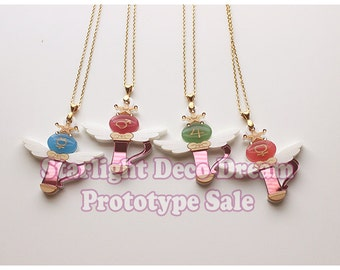 CHOOSE ONE PROTOTYPE Crystal Change Rods Sailor Moon Inspired Acrylic Necklace for Mahou Kei & Magical Girl