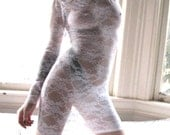 See Through Lingerie Lace Dress - womens clothing - sheer dress in 8 colors - bodycon dress - sheer lingerie - bohemian clothing - wedding