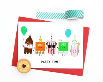 Kids Party Invitations, Kids Invitations, Birthday Invitation, Birthday Party, Childrens Invitations, Party Invitations, Kids Party, Fun