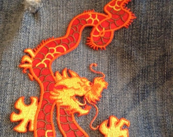 Big Dragon Patch