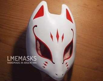 Yusuke Kitagawa Mask Persona 5 Cosplay MegaTen Game Role-Playing Leather Masks Fox god Inari Megami Tensei Shin MegaTen Halloween Costume