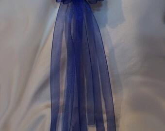 Fairy Wand, Flower Girl Fairy Wand, Rhinestone Fairy Wand, Color of you Choice
