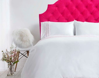 """Tufted headboard """"Emily"""", made to order"""