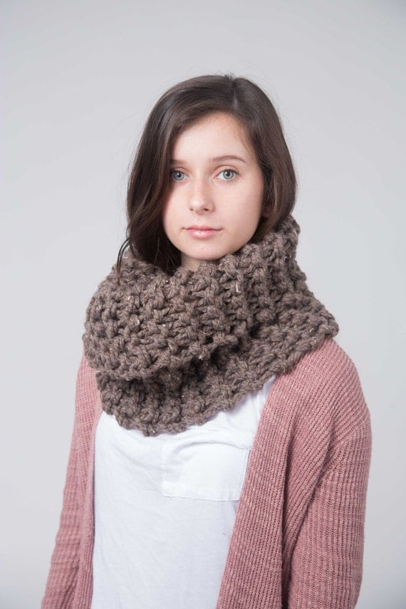 Knitting Pattern Outlander Cowl : Outlander Cowl / Chunky Knit Cowl / Claire / Barley by MadCowls