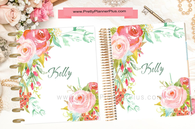 Calendar Planner Cover : Erin condren planner cover plum paper happy