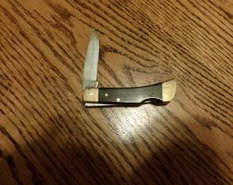 Frontier Double Eagle 4715 pocket knife, vintage pocket knife