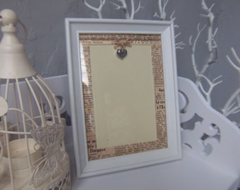 Dad photo / picture frame
