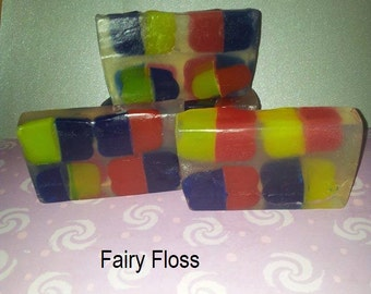Fairy Floss Soap