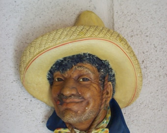 Bosson Character Head 'Pancho' 1961-1962