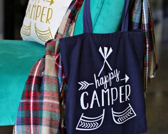 Happy Camper Tote