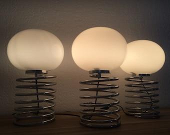 Ingo Maurer lamp spring design 70