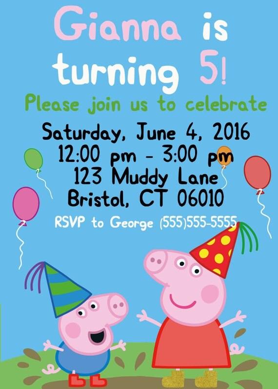 Walgreen Invitations with awesome invitation design