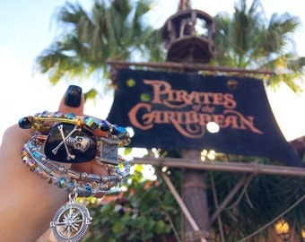 Pirates Of The Carribean Inspired Bracelets