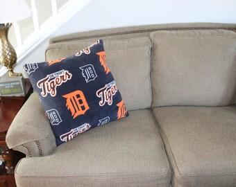 Detroit Tigers Pillows