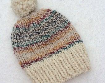 Multicolor Winter Hat