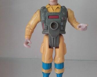 Ghostbusters action figure 1988 Peter Venkman