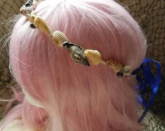 Mermaid head band