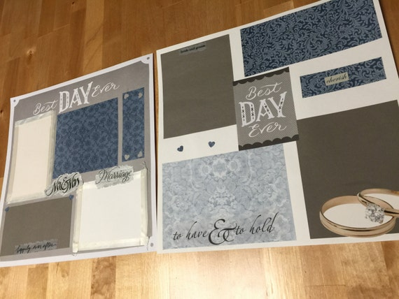 Scrapbooking: Best Day Ever