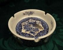Imperial Peacock Ashtray, Asian Art, Arnart Imports