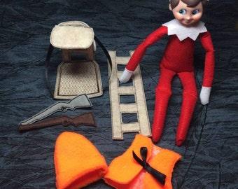 In Hoop Hunting Elf Set