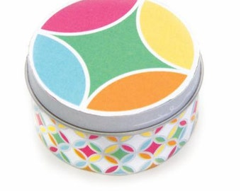 "Moda Promo Tin #11 2"" Circle - Quilt Blocks"