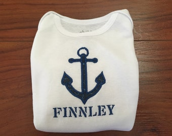 Personalized Sailor Shirt