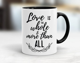 Love is the whole mug