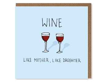 Original Funny Mother's Day Card