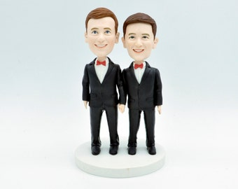 gay wedding cake topper, same sax topper, two men, two women,LGBT cake topper