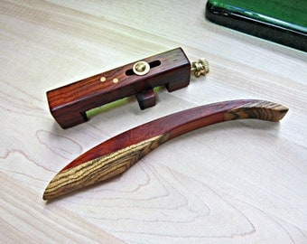 Dulcimer Capo And Noter Set, New Age Appalachian Mountain Dulcimer Accessories