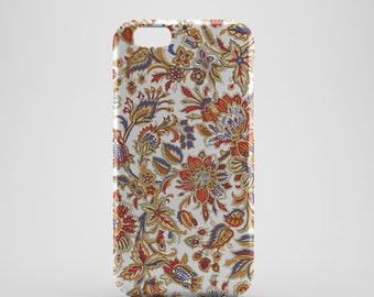 Abstract Floral Phone case,  iPhone X Case, iPhone 8 case,  iPhone 6s,  iPhone 7 Plus, IPhone SE, Galaxy S8 case, Phone cover, SS133a1