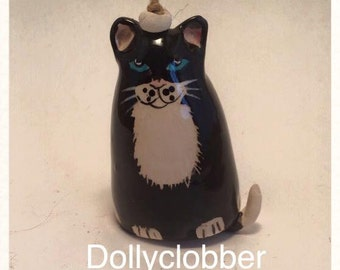 Black Cat Bell