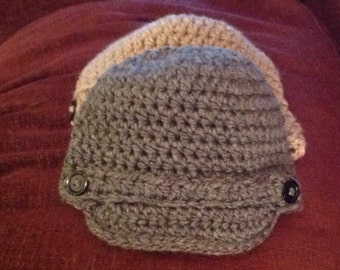 Women's Newsboy Hat