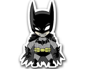 Little Batman Vinyl Sticker