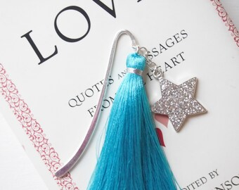 Twinkle Silver Bookmark