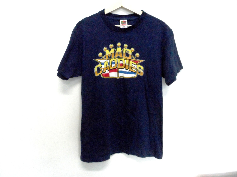 Black flag t shirt europe - Vintage Mad Caddies T Shirt Ska Punk Fat Wreck Chords Nofx Medium Size