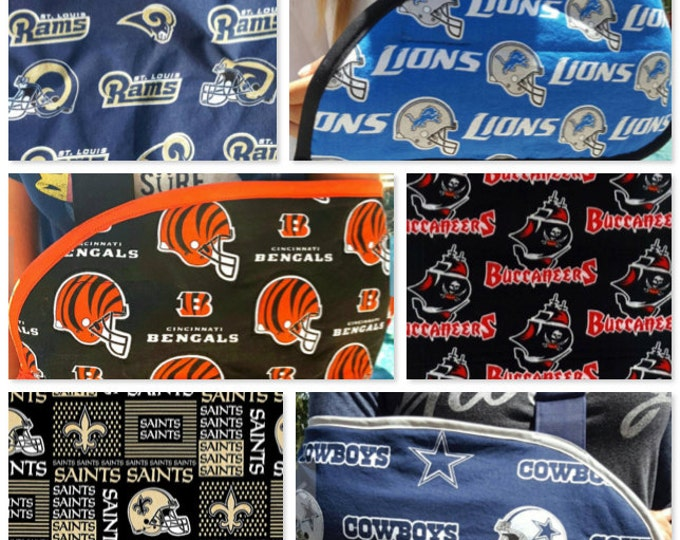 Featured listing image: NFL Arm Sling - Football arm sling - child arm sling - adult arm sling