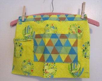 Child's half-apron, or tool belt
