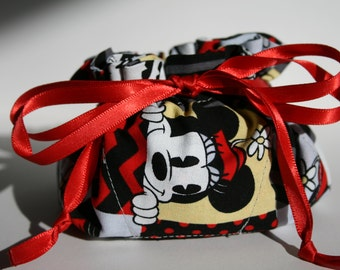 Cat in the hat jewelry travel bag travel jewelry by mamakikis for Cat in the hat jewelry