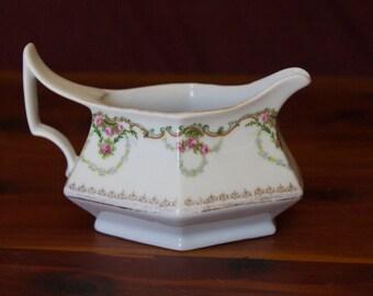 German Porcelain Creamer
