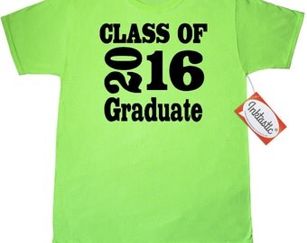 Class of 2016 Graduate T-Shirt by Inktastic