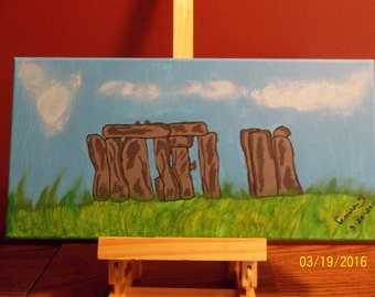 Goblins at Stonehenge