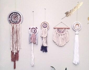 CUSTOM round weaving [large]