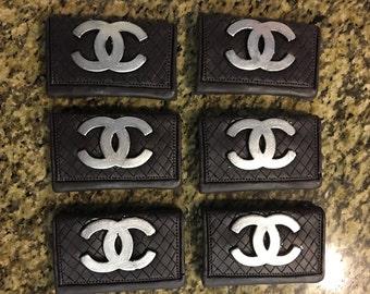 12 chocolate purses (large)