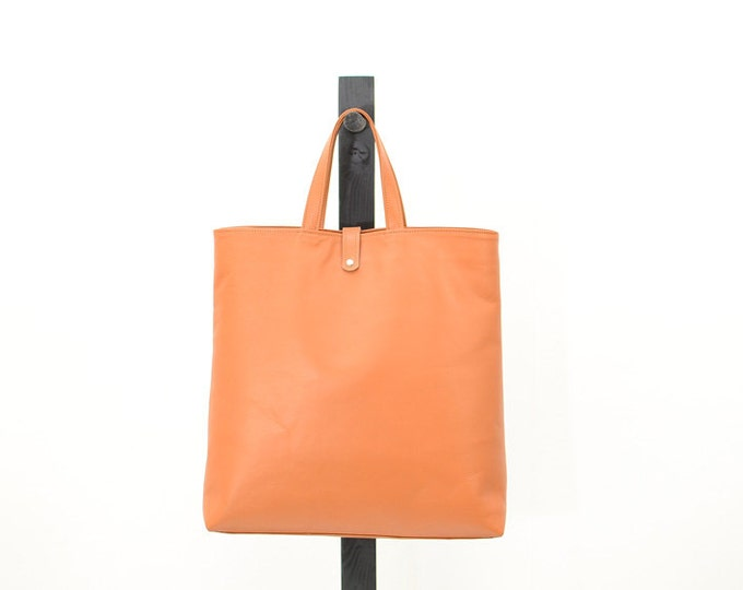 Bag ELLIOT - leather full grain